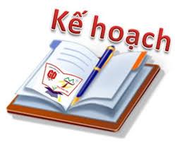 Kế hoạch kiểm tra cuối học kì 2 năm học 2017 - 2018
